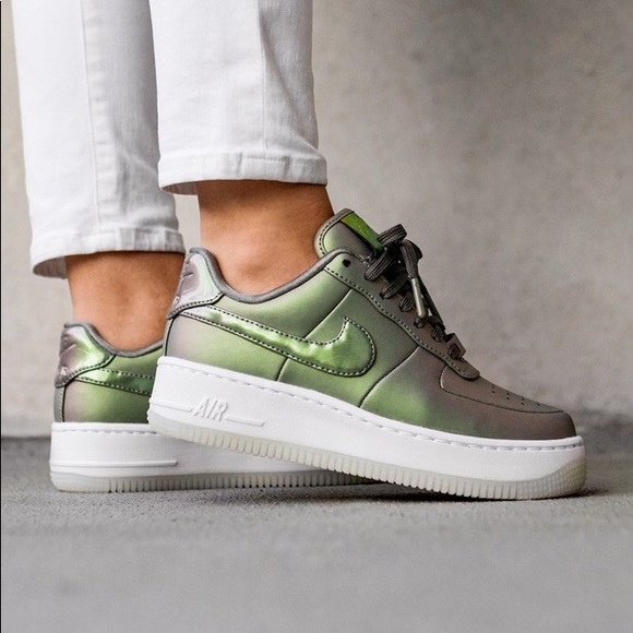 21dca2f62a Nike Shoes | Womens Air Force 1 Upstep Premium Lx | Poshmark